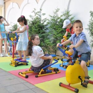 Echipamente Fitness pentru Copii