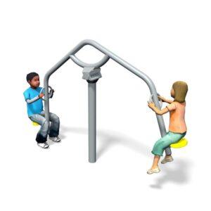 Balansoar rotativ