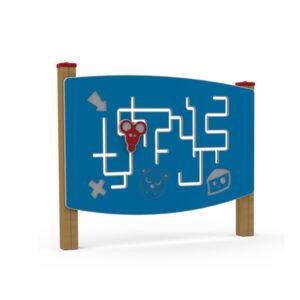 Panou joaca labirint UMJ455