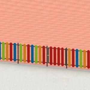 Gard imprejmuire loc de joaca UMJ878