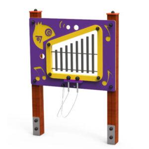 Panou muzica, joc muzical LJ428