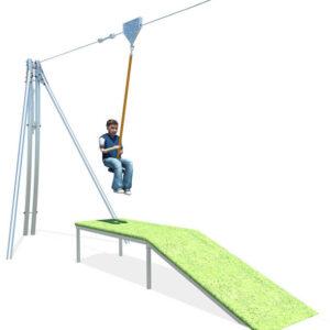 Tiroliana, Parcuri tematice, Parcuri de aventuri, spatii exterioare pentru copii, parcuri de joaca exterioare
