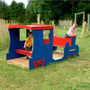 Echipament de joaca Tren LJ770