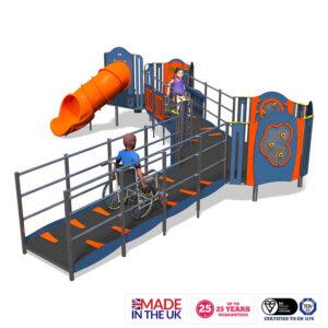 Ansamblu de joaca pentru copiii cu nevoi speciale LJ816