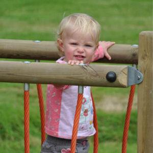 Ansamblu de joaca pentru exterior pentru copii mici LJ799